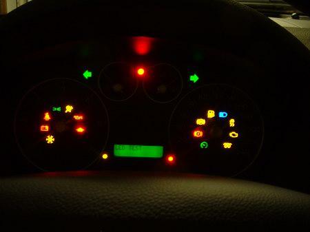 voyant incident moteur ford c max